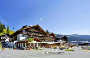 Genuss, Entspannung & Gastfreundschaft im exklusiven Alpenresort