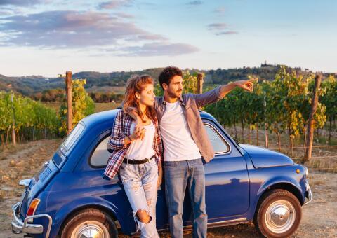 Wein- und Ginrundreise durch Norditalien 2020