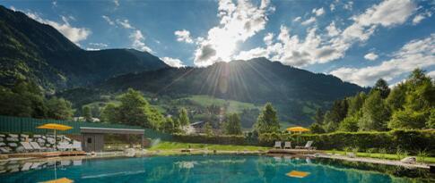 Freie Nutzung der Alpentherme Gastein
