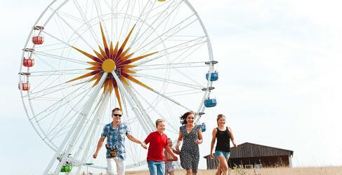 Sonnenlandpark Riesenrad