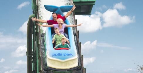 Potts Park Minden Wasserpark