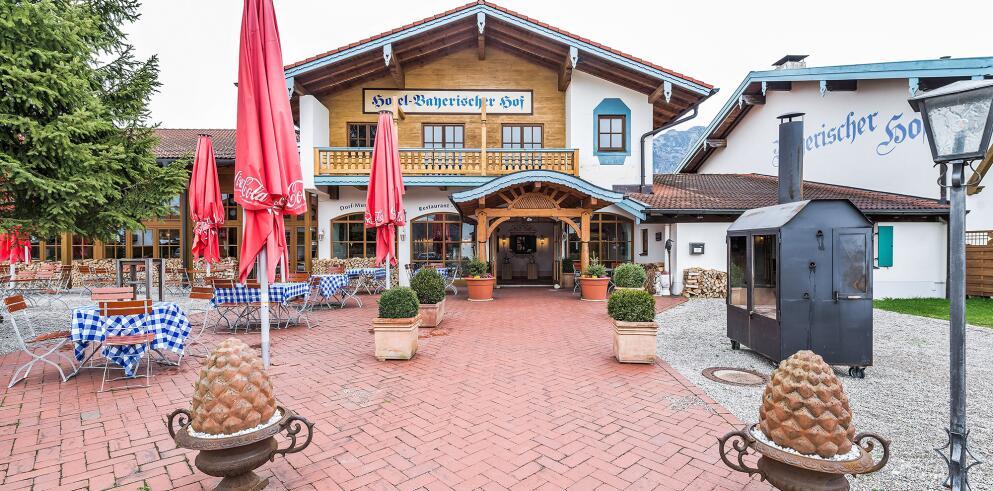 Das Bergmayr – Chiemgauer Alpenhotel 54357