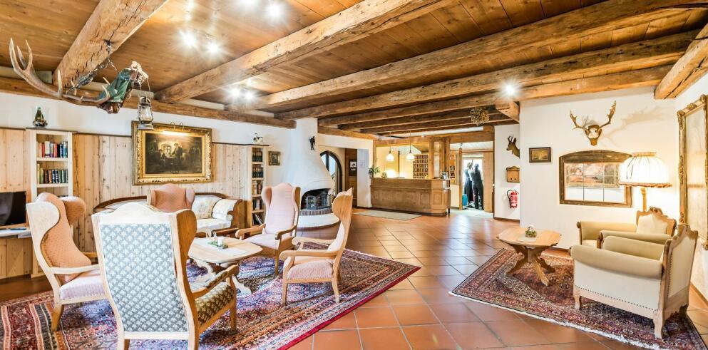 Hotel Bayerischer Hof Inzell 54399