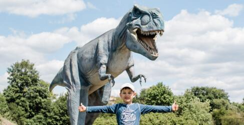 Dino- und Tierpark Germendorf