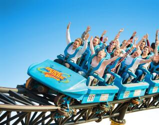 Walibi Holland Speed of Sound