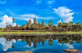 16 Tage Kambodscha Rundreise mit Laos