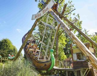 Duinrell Freizeitpark Holland