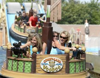 Conny Land Voodoo Wasserbahn
