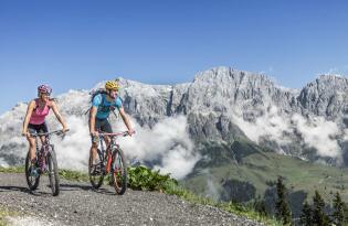 Entspannung und malerische Ausblicke inmitten der österreichischen Alpen
