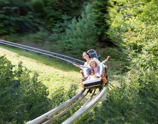 Sommerrodelbahn Eifelpark