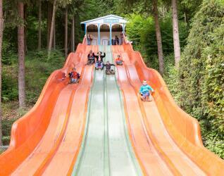 Eifelpark Teppichrutsche