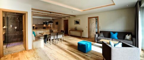 Luxury Apartment für bis zu 4 Personen