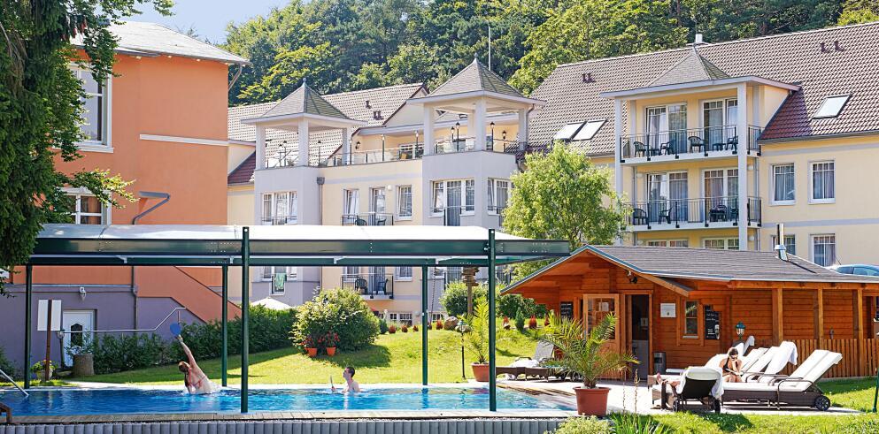 Ostseehotel Villen im Park – ein Rovell Hotel 55180