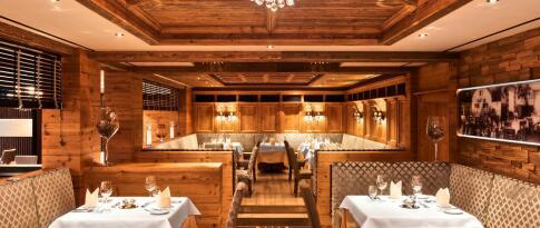 5-Gang-Dinner im Landromantik Hotel Oswald
