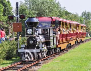Jaderpark Westernbahn