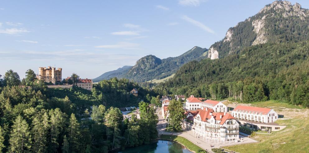 AMERON Neuschwanstein Alpsee Resort & Spa 55296
