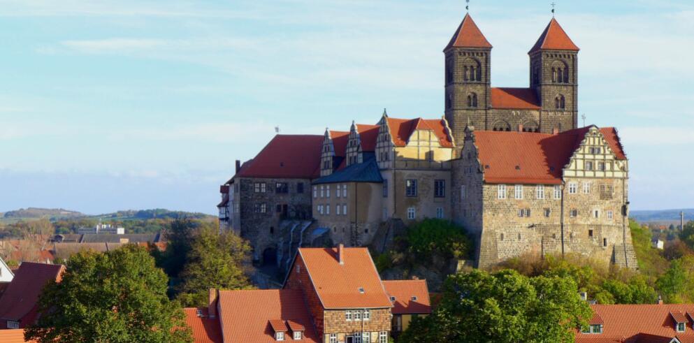 Van der Valk Schlosshotel Großer Gasthof Ballenstedt 5531