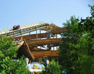 Fluch des Teutates Freizeitpark Plohn