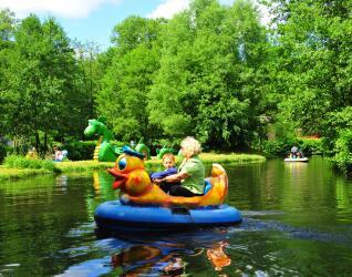 Funny Boats Freizeitpark Plohn