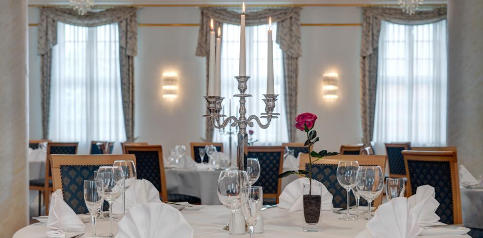 Van der Valk Schlosshotel Großer Gasthof Ballenstedt 5534