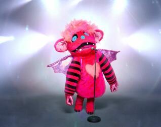 the masked singer kostüm