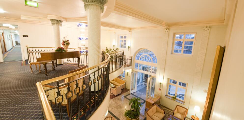 Van der Valk Schlosshotel Großer Gasthof Ballenstedt 5536