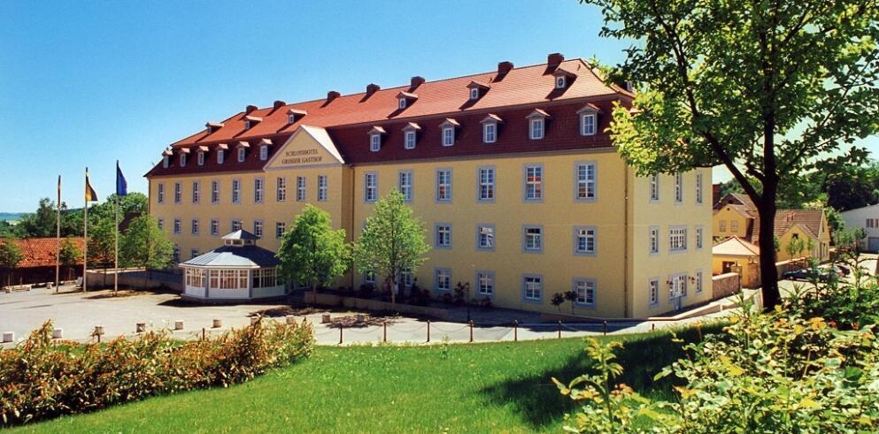 Van der Valk Schlosshotel Großer Gasthof Ballenstedt 5542