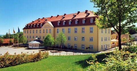 Van der Valk Schlosshotel Ballenstedt 0