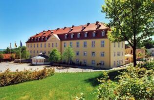 Traumurlaub im Schloss an der Straße der Romantik im Harz