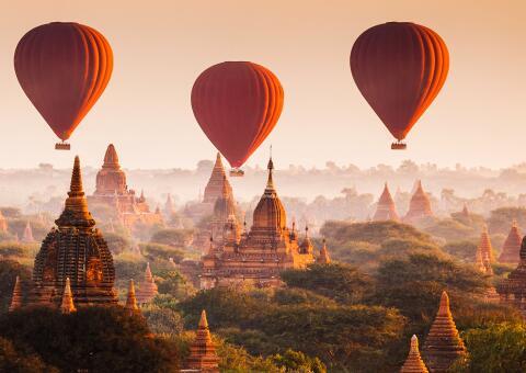 16 Tage Myanmar Rundreise