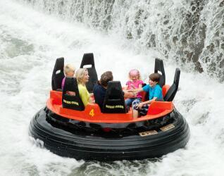 Mountian Rafting Heide Park