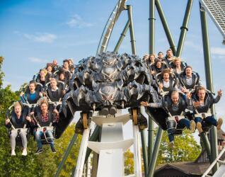 Freizeitparks in Norddeutschland
