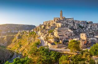 Erkunden Sie die schönsten Orte in Italiens Stiefelabsatz!