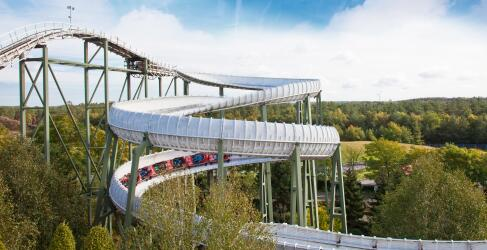 Heide Park Freizeitpark Norddeutschland
