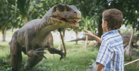 Dinosaurierland Rügen