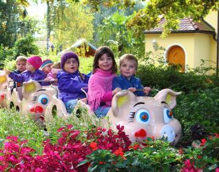 Bayern Park Kinderbahn