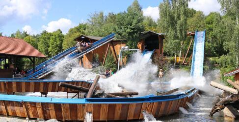 Bayern-Park Wildwasserbahn