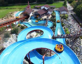 Freizeitparks in Bayern