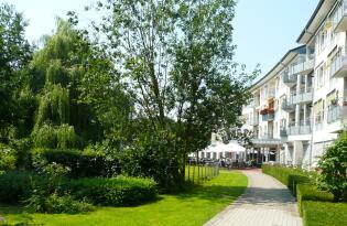 4* Residenz Hotel am Festspielhaus