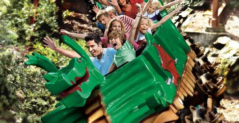 Freizeitpark Legoland Billund