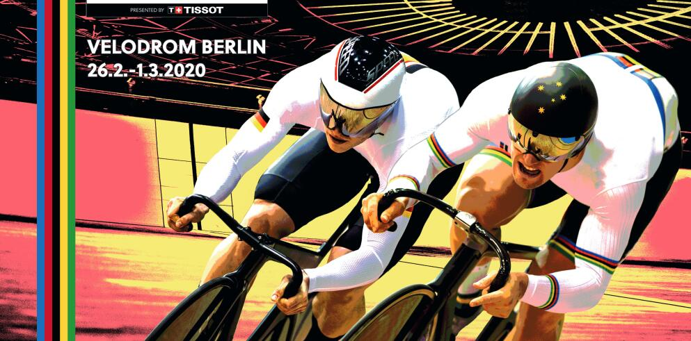 UCI Bahnrad Weltmeisterschaften präsentiert von Tissot 56163
