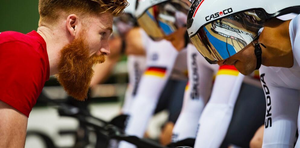 UCI Bahnrad Weltmeisterschaften präsentiert von Tissot 56179