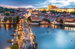 4* Occidental Praha Five