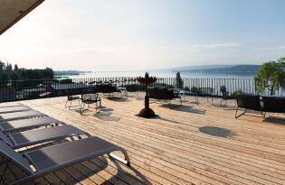 Edler Wellnessurlaub auf 8.000 m² mit herrlichem Seepanorama