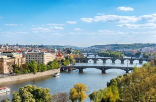 4* Occidental Praha Five