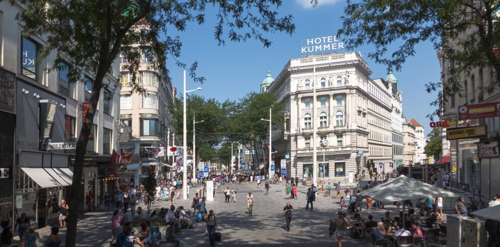 Mercure Raphael Hotel Vienna 5674