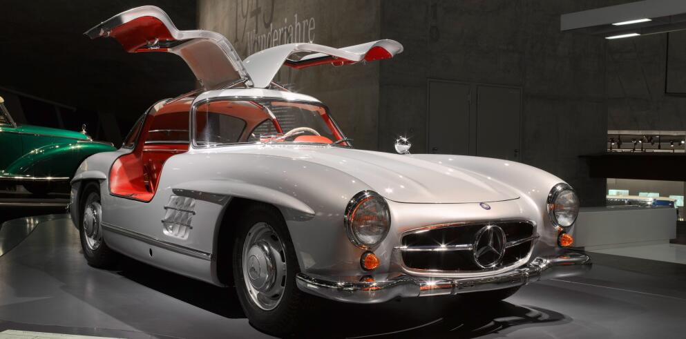 Mercedes-Benz Museum 56781