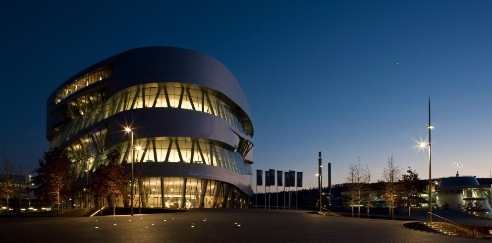 Mercedes-Benz Museum 56785