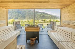 Wanderhotel Vinschgerhof in Südtirol