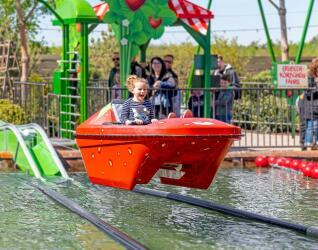Freizeitparks in Brandenburg